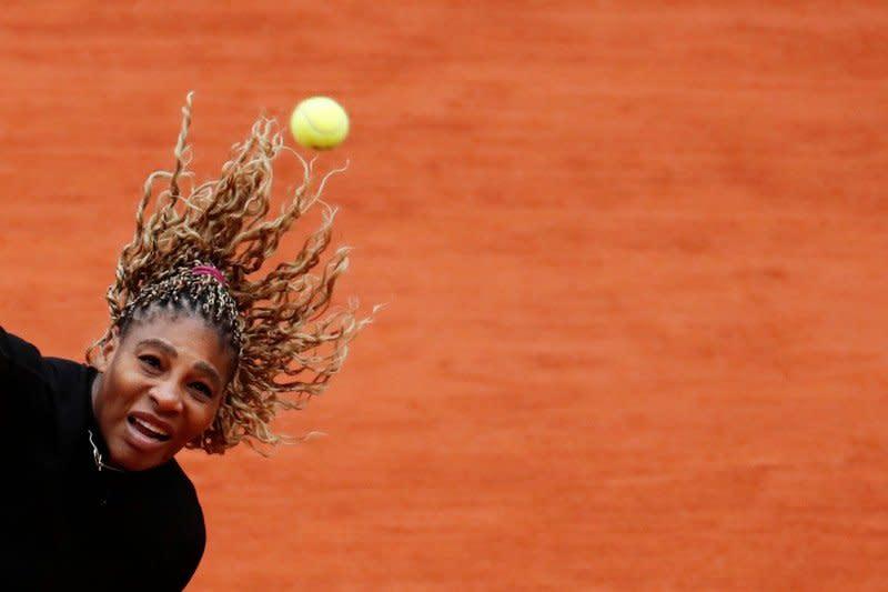 Cedera tumit paksa Serena Williams mundur dari French Open