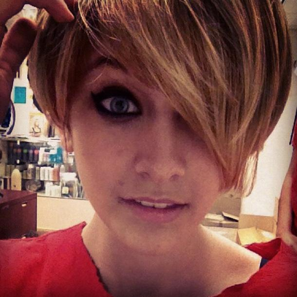 Has Paris Jackson Gone All 'Miley' On Us?