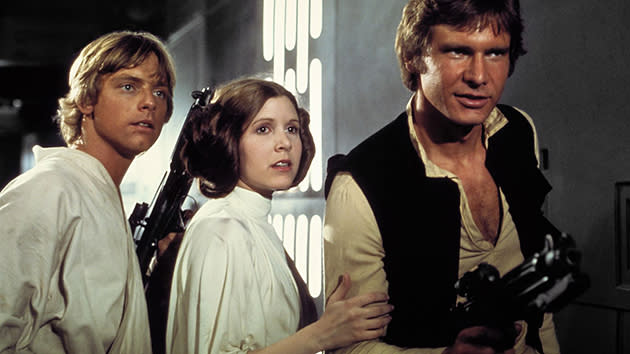 "Surprising ""Star Wars"" Shakeup: Episode VII Returns to a Jedi"