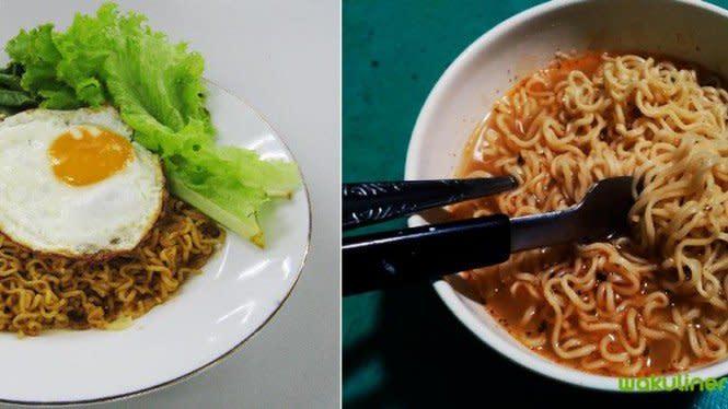Makan Mie Instan Bisa Tetap Sehat, Ada Tapinya
