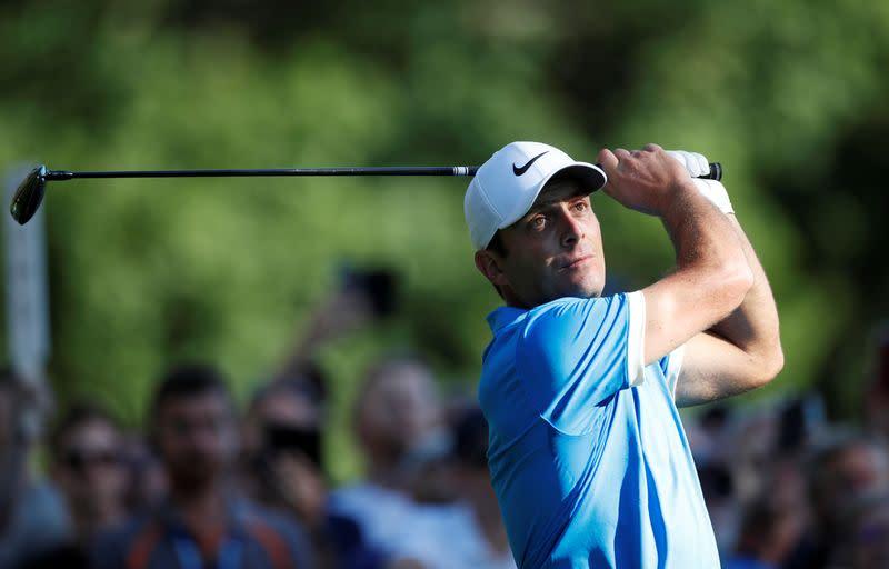 Molinari, Harrington, Waring withdraw from PGA Championship