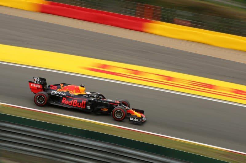Verstappen ungguli Ricciardo untuk puncaki FP2 GP Belgia