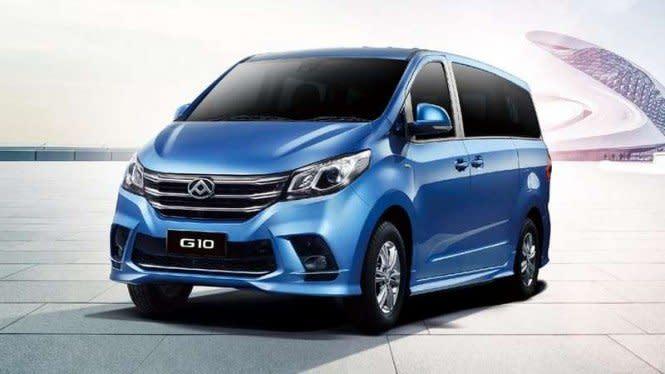 MG Luncurkan Mobil Baru Sekelas Kijang Innova