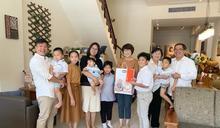 饒慶鈴訪生育六胎以上產婦 籲適齡婚育要把握