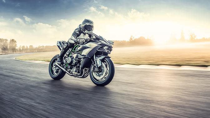Kawasaki Ninja H2 R (ist)