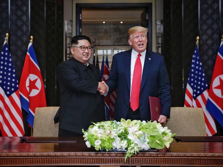 川金會啟動朝鮮半島無核化 一次看懂兩大狂人到底談什麼?