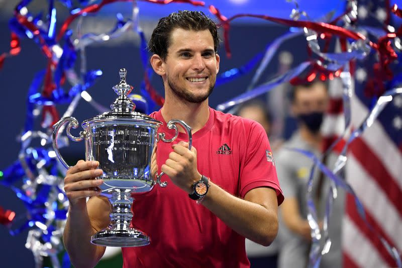Flushed with success, Thiem hopes for third time lucky in Paris