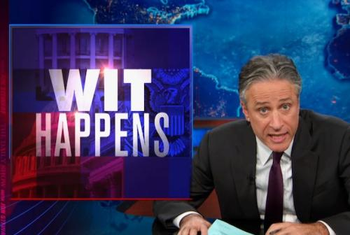 Jon Stewart to Media: Just Because I Make Fun of Obamacare, Doesn't Mean It Will End (Video)
