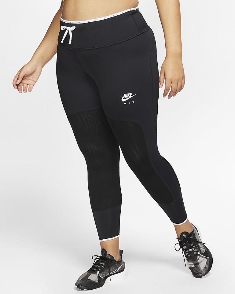 Women's 7/8 Running Leggings (Plus Size). Image via Nike.