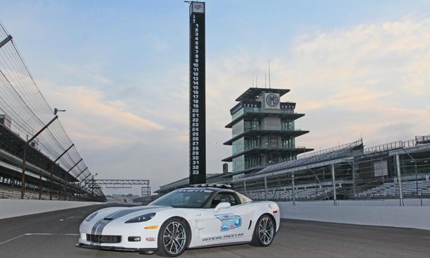 Chevy Corvette ZR1 will pace the Indy 500 for the 11th time: Motoramic Dash