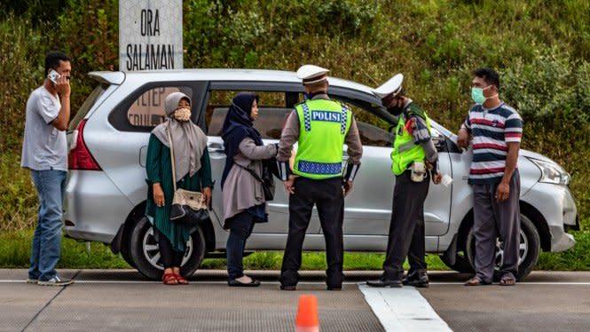 Pemudik Punya Modus Baru untuk Kembali ke Jakarta