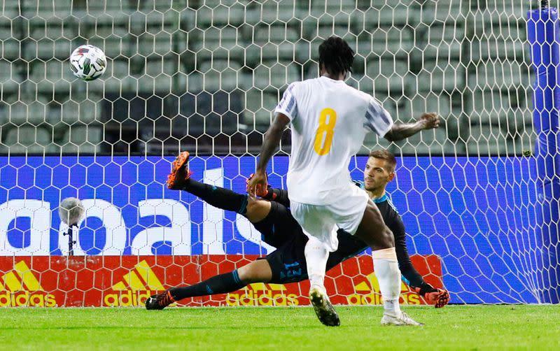 Belgium winning streak halted in draw with Ivory Coast