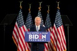 Biden raih nominasi Demokrat untuk hadapi Trump pada pemilihan 2020