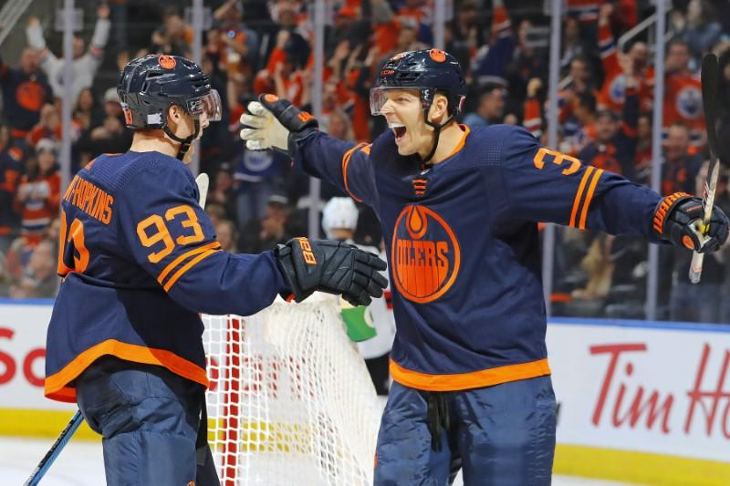 NHL roundup: Oilers shut out Devils