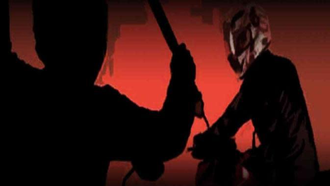 ilustrasi begal motor, Foto: Kriminologi.id