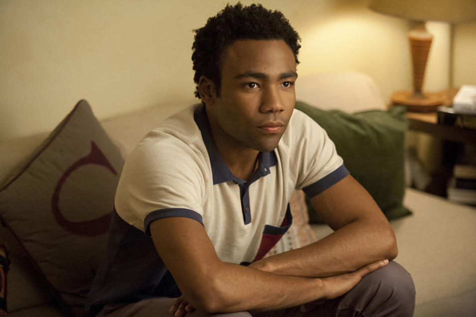 """Girls"" -- ""I Get Ideas"" Donald Glover"