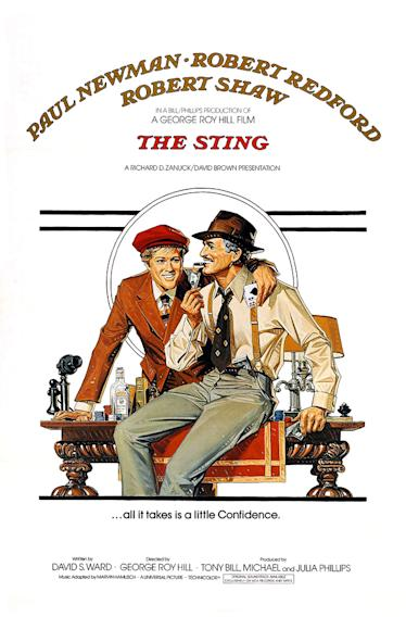 """""""The Sting"""" (1973)"""
