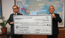 颱風重創菲律賓 台灣捐20萬美元 (圖)