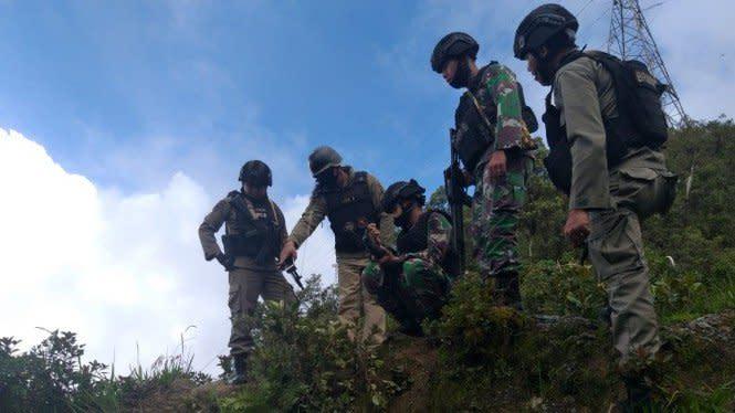 Rombongan TGPF Intan Jaya Bentukan Mahfud MD Ditembak di Papua