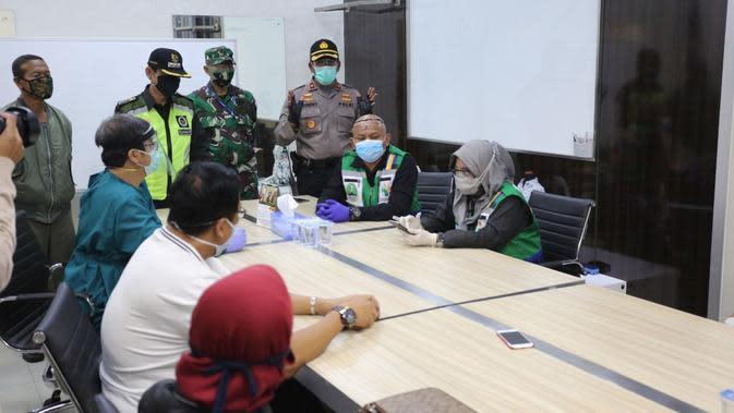 Pegawainya Terpapar Covid-19, Perusahaan Garmen di Bandung Tutup