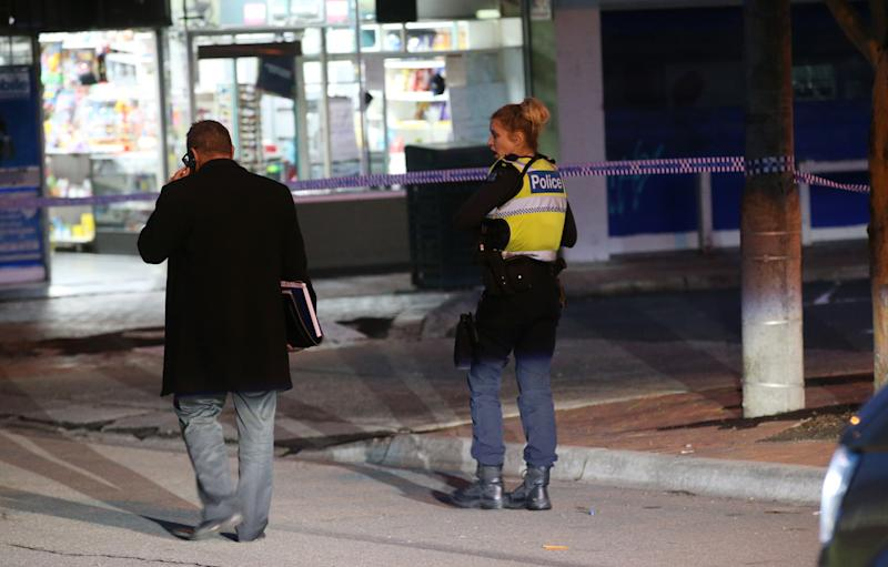 Melbourne man fatally stabbed 'had no idea he was injured'