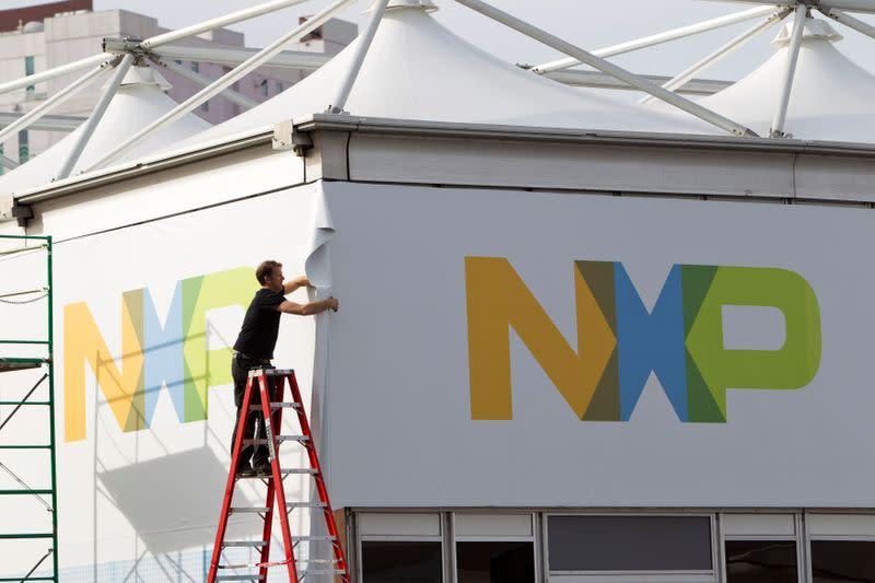 Dutch chipmaker NXP opens gallium-nitride 5G chip plant in Arizona