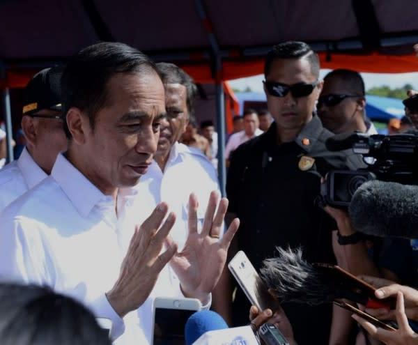 Tak Hanya Pengki, Jokowi Minta Produk Lokal Lain Juga Masuk E-Katalog