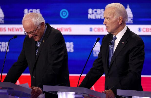 CBS Dominates in Early Ratings With Dem Debate Topping 13 Million Viewers