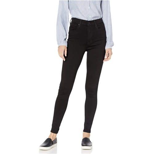 Levi's Women's Mile High Super Skinny Jeans. (Photo: Amazon)