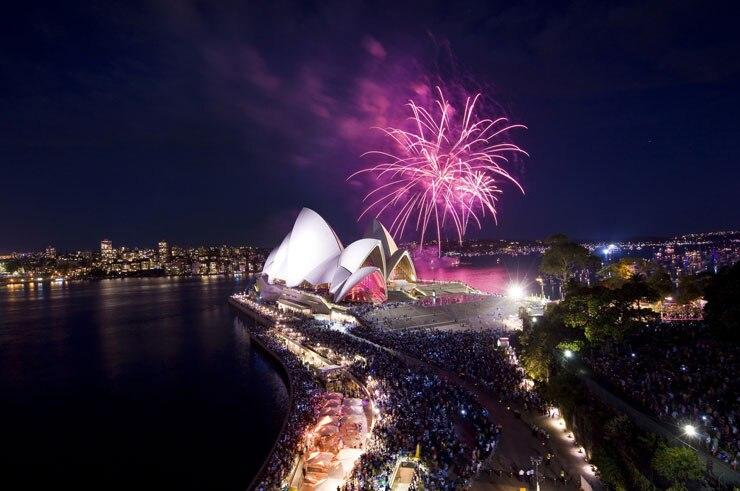 Top 10 New Year's Eve Destinations Worldwide