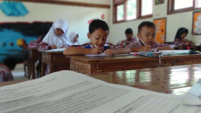 Dicabut dari Omnibus Law, Kemendikbud: UU Pendidikan Tetap Berlaku