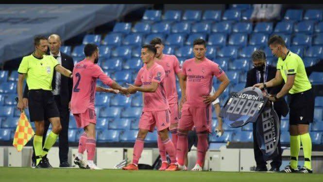 Liga Champions dan Liga Europa Pertahankan Aturan 5 Pergantian Pemain