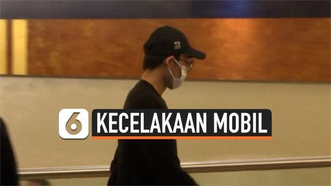 VIDEO: Kondisi Terbaru Kento Momota Usai Alami Kecelakaan Mobil