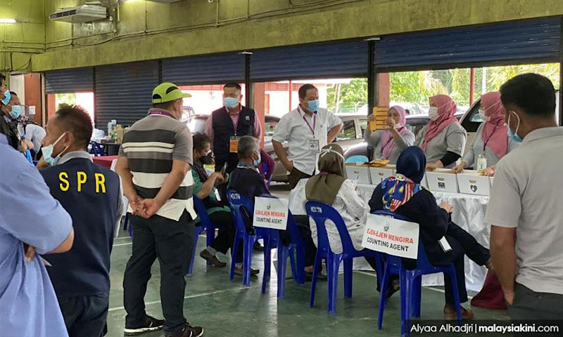 Voting ends in hotly contested Sabah election