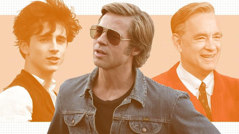 This year's race is shaping up to be a who's who of Academy favorites.
