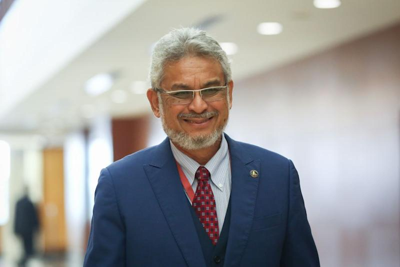 Shah Alam MP Khalid Samad says the planned Quran Village may become yet another white elephant. — Picture by Yusof Mat Isa