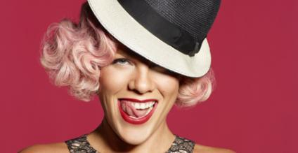 Pink Gets Sweeter—But Still Cusses Up a Purple Storm—On 'Trouble With Love'