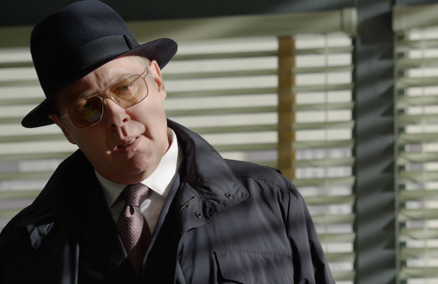 'The Blacklist': Red Might Actually Kill Glen if He Can't Find What Red Needs Him to Find This Time (Exclusive Video)