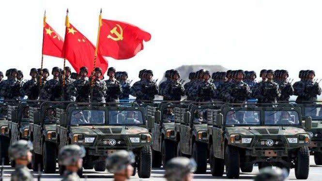 Bukti Perang Dunia Kian Dekat, Amerika Resmi Bikin Koalisi Anti-China