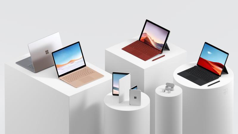 Microsoft Surface Pro 7 vs. Microsoft Surface Pro 6