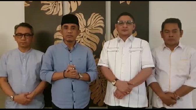 Duet Anwar Hafid dan Pasha Ungu Batal Maju Pilgub Sulteng