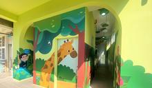 東縣府2年助50校翻新老舊廁所 打造校園美學新亮點