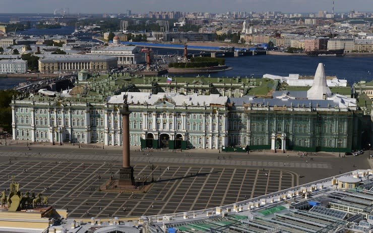 Feb. 5, 1852: Russia's Hermitage Museum opens to the public