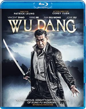 Cult Corner: Martial Arts Adventure Tale 'Wu Dang'