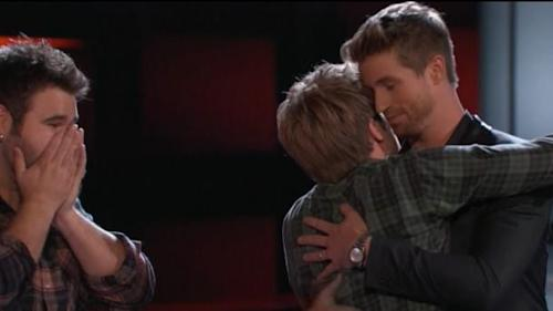 'The Voice' Top 10 Results: Boys' Night OUT