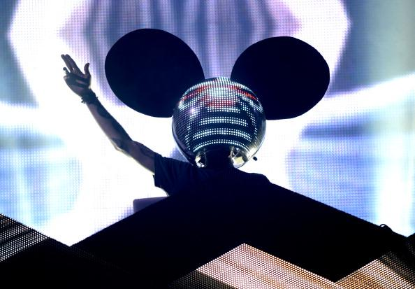 Electronic Dancemaster Deadmau5 Blames Justin Bieber For TV Travesty