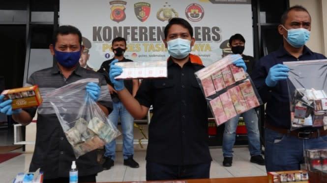 Bos Toko Swalayan di Tasikmalaya Ketahuan Nyolong Uang dan Rokok