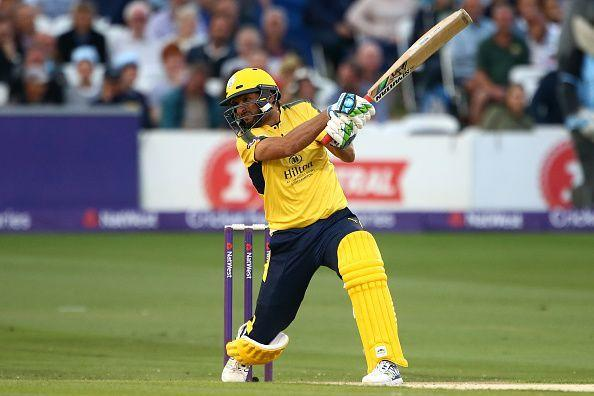 Afridi was in record-breaking form against Derbyshire
