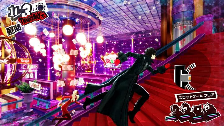 best ps4 games persona 5