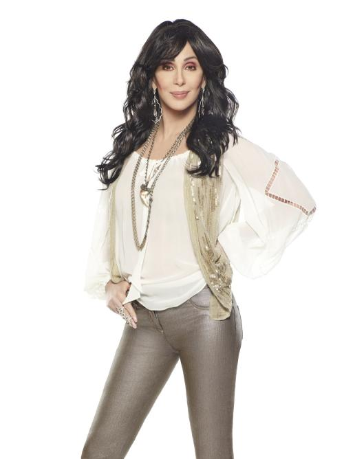 A New Song From Cher! Get First Look at 'I Hope You Find It' Lyric Video
